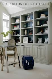 killer home office built cabinet ideas. 28 Dreamy Home Offices With Libraries For Creative Inspiration | Inspiration, And Killer Office Built Cabinet Ideas