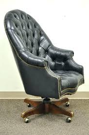 ebay office desks. Ebay Desk Chairs Vintage Deep Tufted Black Leather Chesterfield Style Office Chair . Desks