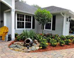 Beautiful Landscaping Your Yard How To Landscape Your Front Yard With  Accent Trees All In One