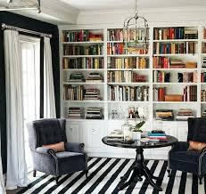 how to enhance a daccor with a black and white striped rug black and white area