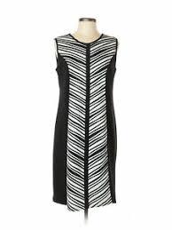 Details About R M Richards Women Black Casual Dress 12 Petite
