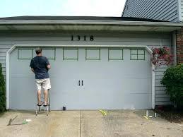 magnetic faux garage door windows garage door window replacement garage design garage door window replacement glass