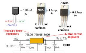 101 200 transistor circuits power supplies fixed
