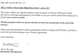 lease agreement letters 40 beautiful renewal of lease agreement letter agreement form