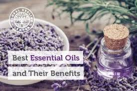 Essential Oil Benefits Chart Best Essential Oils And Their Benefits