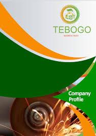 portfolio vuttage tebogo business trust company profile design