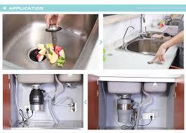 Get Best Kitchen Food Waste Disposergarbage Disposal Unit From Kitchen Sink Food Waste Disposer