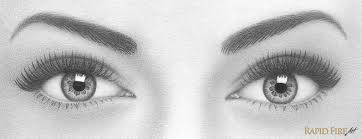 eyes drawings how to draw a pair of realistic eyes rapidfireart