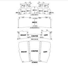 Luke Bryan Seating Chart San Antonio Convention Center Facilities Lila Cockrell Theatre