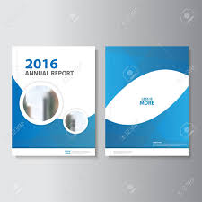 blue circle annual report leaflet brochure flyer template design book cover layout design abstract