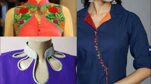 Collar Style Neck Design Beautiful Simple Kurta Neck Design Ideas Kurti Neck Style Design New Neck Line For Kurta