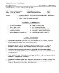 Marketing Skills Resume Mesmerizing Marketing Resume Skills Zoroblaszczakco In Marketing Skills Resume