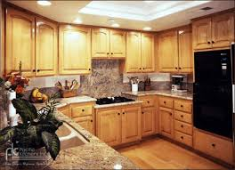 Cute Kitchen Backsplash Maple Cabinets Penashr Jpg Kitchen
