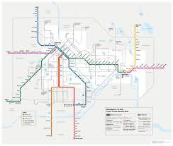 Phoenix Light Rail Stops Map Transit Maps
