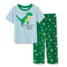 boys pajamas boys sleepwear sears joe boxer infant toddler boys pajama shirt pants dinosaur