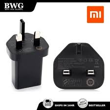 <b>Original Xiaomi Mi Fast Charging</b> Charger 5V 2A Wall Adapter ...