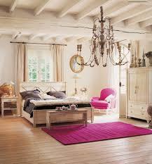 Small Cottage Bedrooms Small Cottage Bedroom Ideas Brown Varnish Wooden Frame Bed Gray