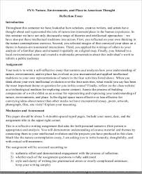 reflective essay examples writing a reflection org sample reflective essay 10 examples in word pdf