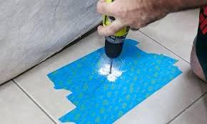 how to replace bathroom tiles. How To Replace Bathroom Wall Tile Full Image For Man Drilling Into Broken Color Changing Tiles O