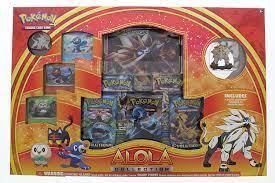 Buy Pokemon TCG: Alola Solgaleo Collection Box Online in Italy. B01N8Z2A0Y