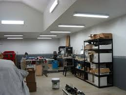 led lighting fixtures for garage