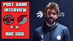 Marc Gasol Post Game Interview ...