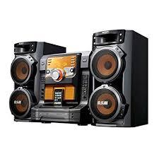 Sony Lbt Zx66i Hifi Stereo Amazoncom Sony Lbtzx66i Ipodready Mini Shelf System discontinued By Manufacturer Amazoncom
