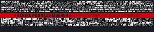 """Résultat de recherche d'images pour """"ecrire pour les libérer prisonniers  sahraouis"""""""
