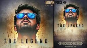 Make a Movie Poster With Texture ...