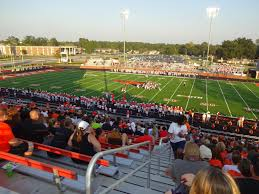 Barker Lane Stadium Campbell Camels Stadium Journey