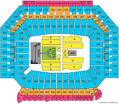 Efficient Qwest Field Seating Chart For Kenny Chesney