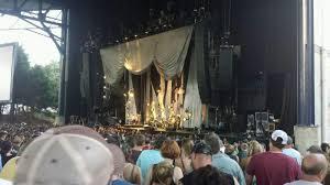 Jiffy Lube Live Section 101 Row M Seat 17 Dave Matthews