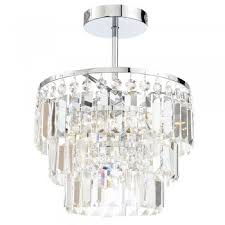spa bathroom lighting belle 3 light ceiling chandelier ip44