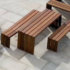 Small Picture Designer Outdoor Benches Seats Tait