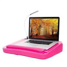 wonderful lap desk light good looking 4 laptop lap desk with lamp modernist 10 best