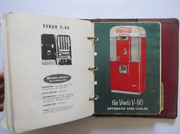 Coca Cola Vending Machine Manual Unique CA 4848S COCACOLA Soda Vending Machine Cooler Salesman Manual 48