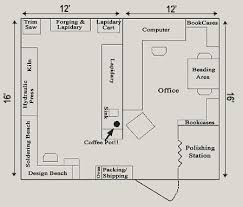 Image result for images of artist studio layouts
