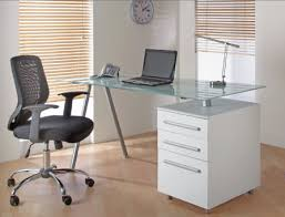 glass home office desks. Home Office Glass Desks. Manhattan Desk Range Desks Furniture Uk | Computer D