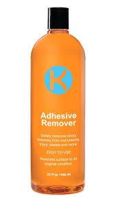 adhesive remover linoleum tile