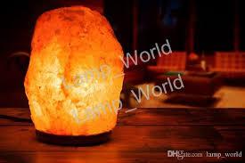 Genuine Himalayan Salt Lamp Extraordinary 32 Himalayan Glow Hand Carved Natural Crystal Himalayan Salt Lamp
