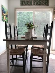 best paint for dining room table. Best Black Paint For Wood Furniture How To A Kitchen Table And Chairs Diy Painted Farmhouse Dining Room Shabby Chic N