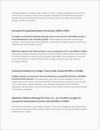 Resume Objective For Human Resources Best of Example Resume Skills Awesome Human Resources Resume Example Human