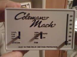 coleman mach thermostat wiring diagram coleman coleman rv thermostat wiring diagram jodebal com on coleman mach thermostat wiring diagram