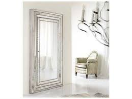 Giant floor mirrors Foot Melange Champagne Antique Silver And Gold 48w 82h Rectangular Glamour Floor Mirror With Jewelry Armoire Storage Jeffhickenclub Floor Mirrors Large Floor Mirror Sale Luxedecor