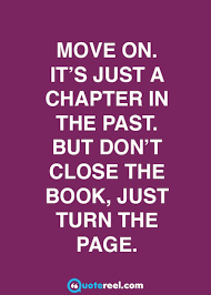 Im Moving On Quotes