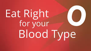 Image result for o type blood