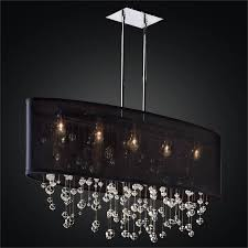 glass bubble chandelier lighting. Glass Bubble Chandelier - Oval Shade   Lifestyles 006 By GLOW Lighting
