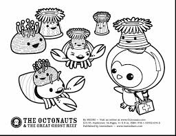 Small Picture Incredible special agent oso coloring pages with octonauts