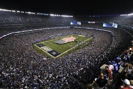 Metlife Stadium Football Seating Chart Metlife Stadium Football East Rutherford Nj