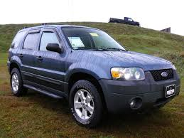 Cheap used car for sale, 2005 Ford Escape XLT 65000 MILES ...